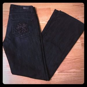 "Paige ""Hollywood Hills"" Bootcut Jeans"